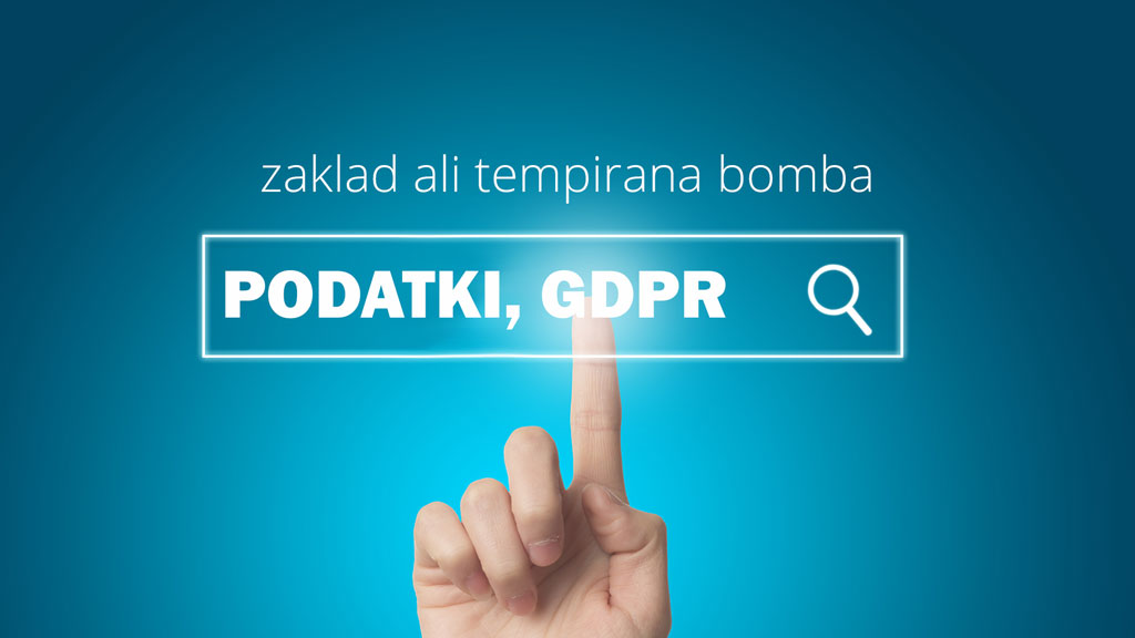 Pr(a)vi odgovor na GDPR je upravljanje podatkov