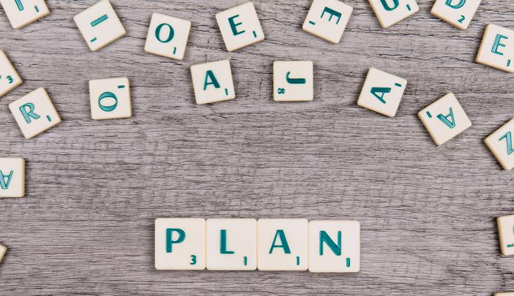 Priprava letnega plana je lahko kontroliran proces, ne živčna dirka