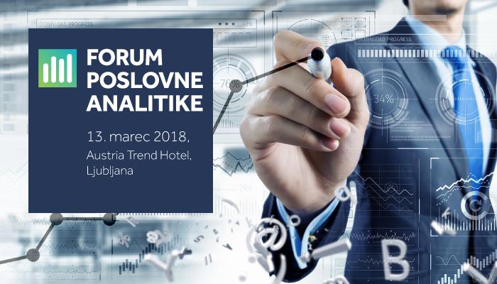 Forum poslovne analitike 2018 – prave informacije za nov začetek