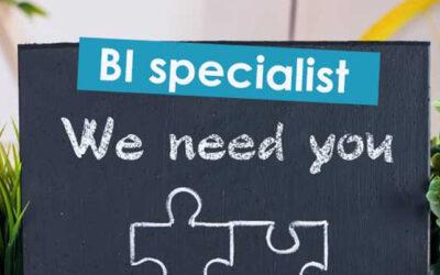 Iščemo BI specialista/specialistko