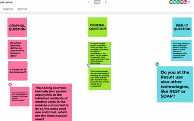 Gostujoče predavanje o GraphQL na FRI-ju