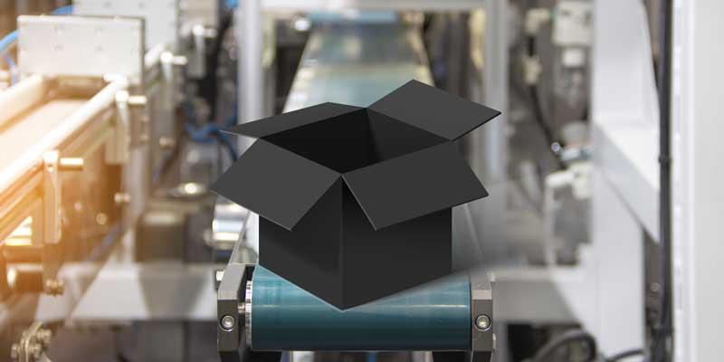 Je tudi vaša proizvodnja črna škatla?