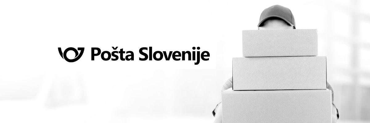 Pošta Slovenije - Graphql